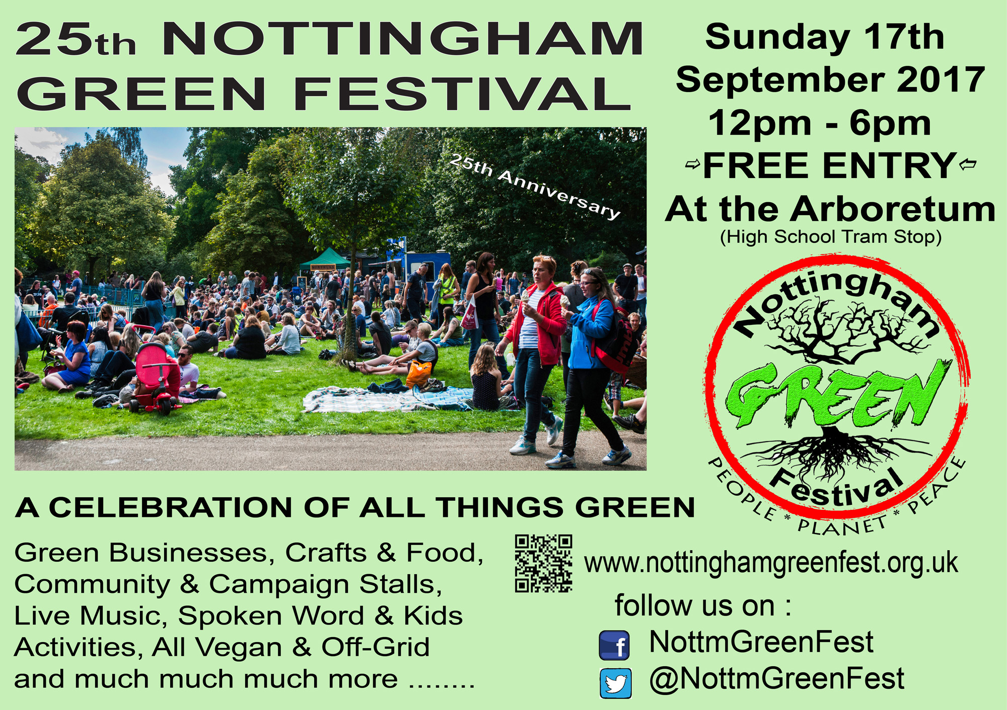 Green Festival Poster 4